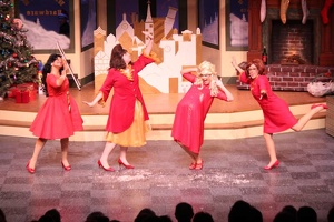 Winter Wonderettes at TWH 116
