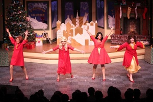 Winter Wonderettes at TWH 118