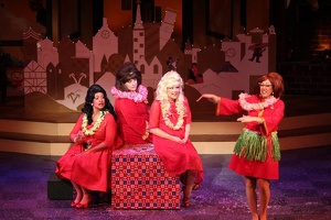 Winter Wonderettes at TWH 133