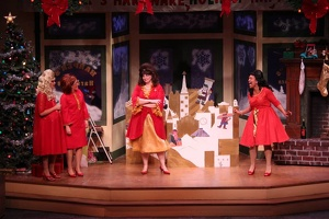 Winter Wonderettes at TWH 137