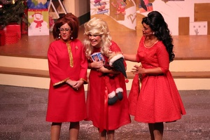 Winter Wonderettes at TWH 143