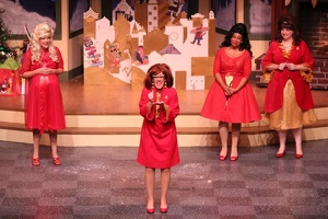 Winter Wonderettes at TWH 158